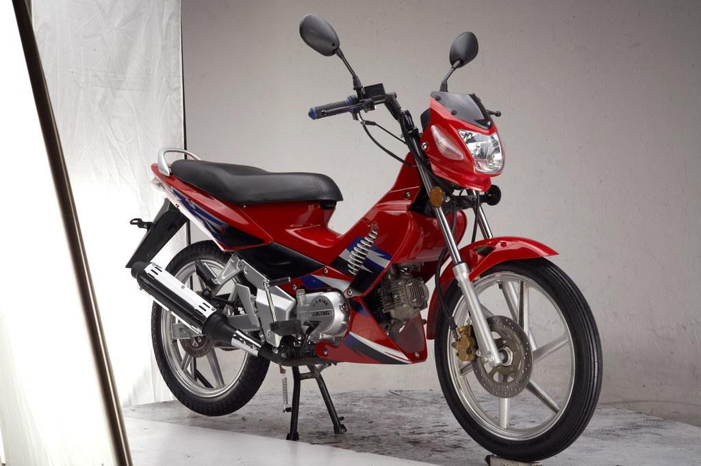 Cub Motorcycle (KS110-5)