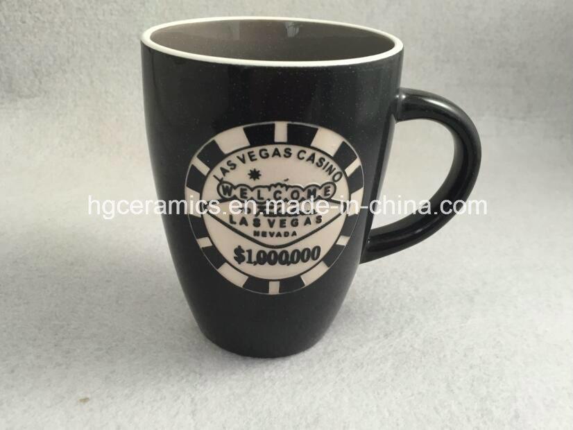 Sandblast Mug, Engraved Mug