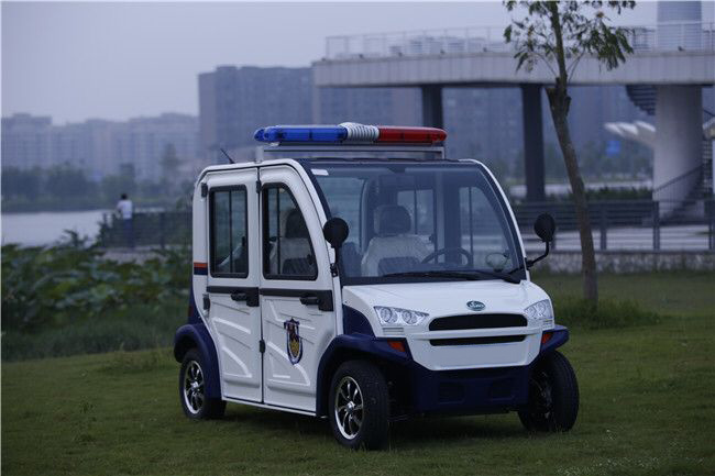 A7 Electric Policeman Patrol Car of 4 Seater