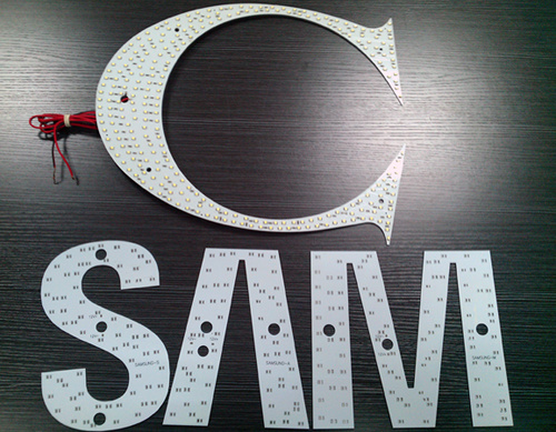 LED Signs/ LED Logo/ LED Words/ LED Pictures