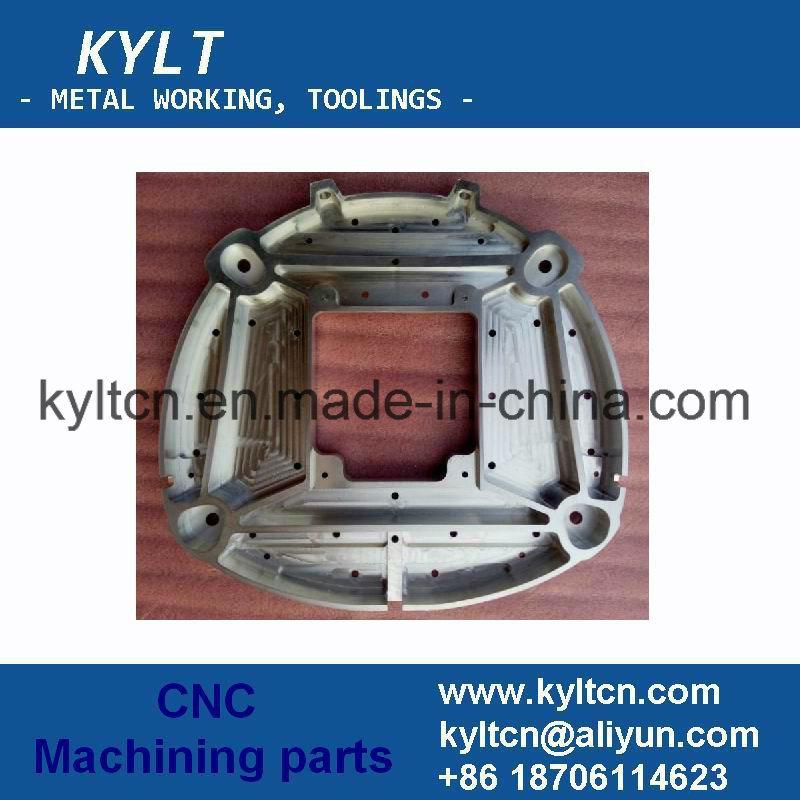 OEM/ODM Precision Customed CNC Machining Aluminum/Magnesium/Stainless Steel/Iron Parts
