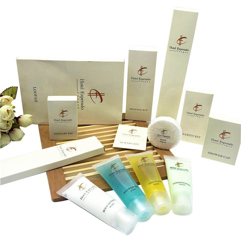 Hotel Esperado Amenities Set Manufacturer Hotel Supply