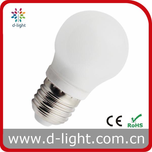 3W G45 Mini Global Ceramic Bulb LED Lamp