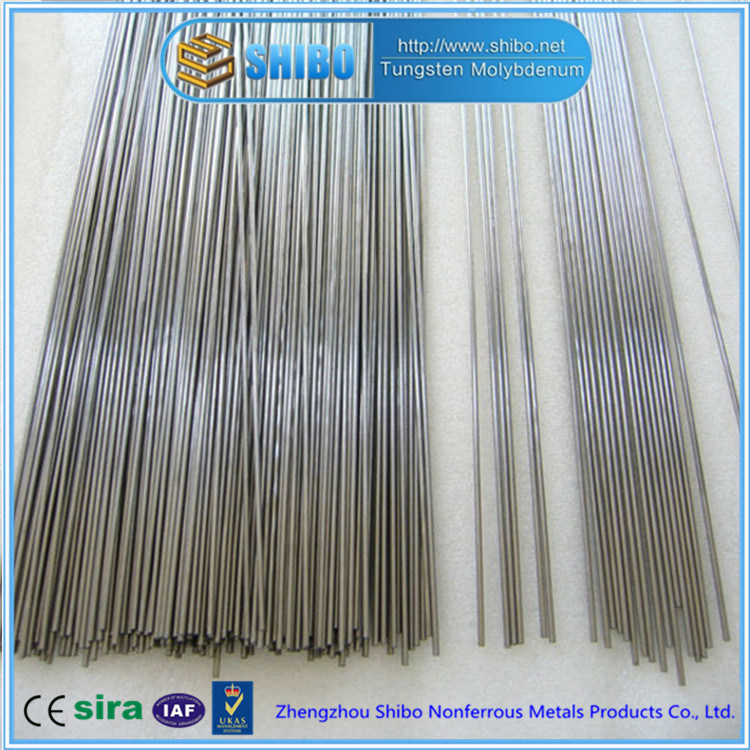 Factory Direct Supply High Purity 99.95% Molybdenum Rod with Outstanding Quality