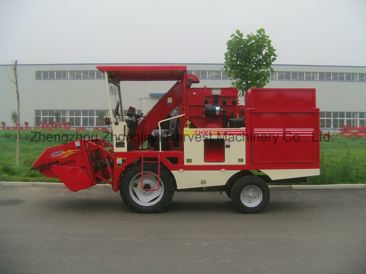 Hot Sales! Mini Corn Harvesters Machine for Your Choice