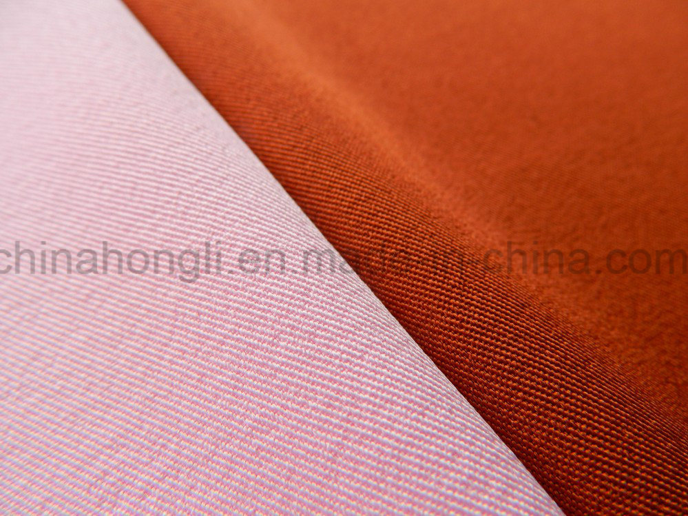 150d Poly Twill Four-Way Spandex Fabric for Trousers