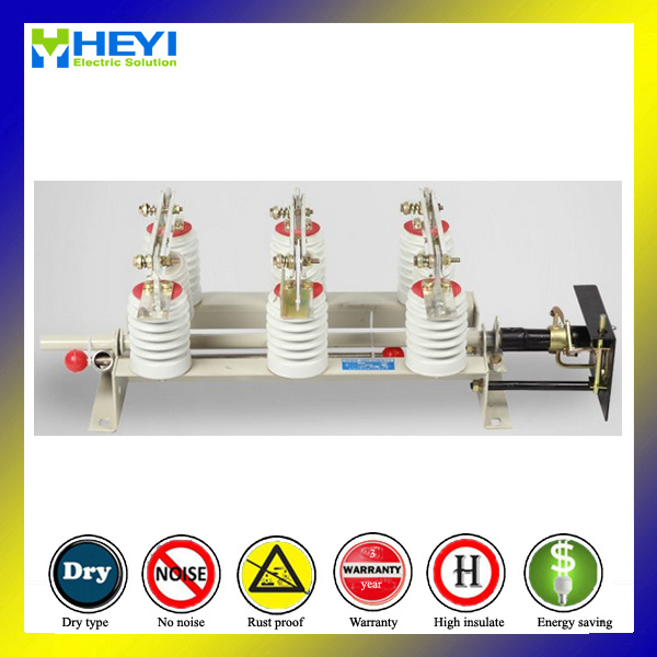 20kv Load Break Switch 1000A Indoor High Voltage Isolator Switch