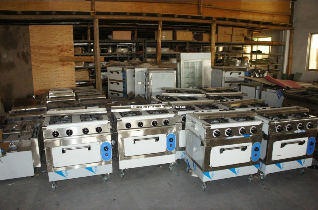 Gas Cooking Ranges (HGR-74E)