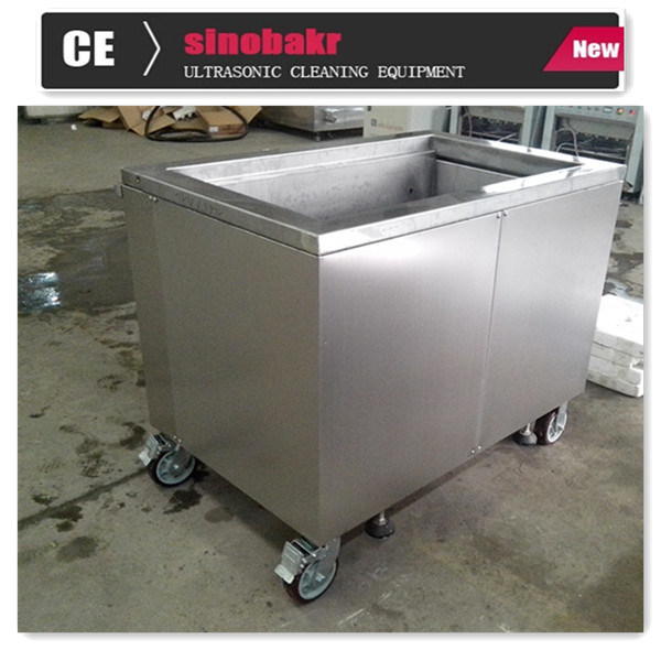 Large-Tank Industrial Ultrasonic Cleaner
