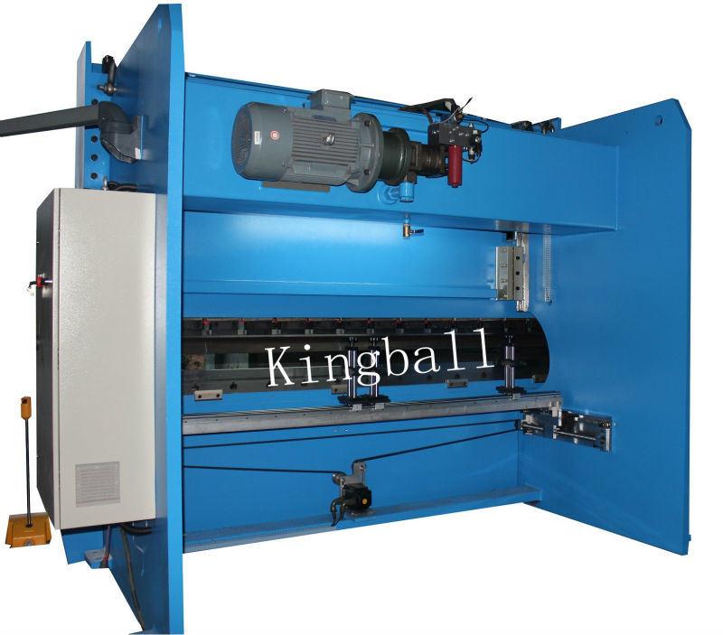 We67k CNC Hydraulic Press Brake, We67k Press Brake, CNC Press Brake