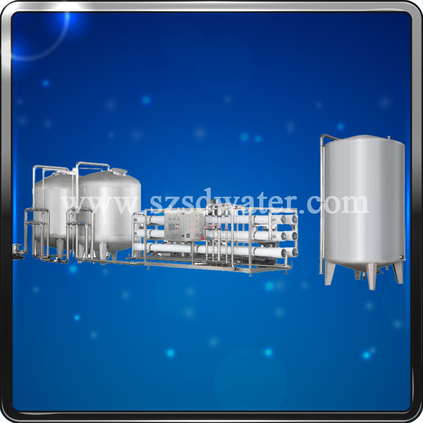 Industrial Use 20000lph RO Drinking Water Treatment