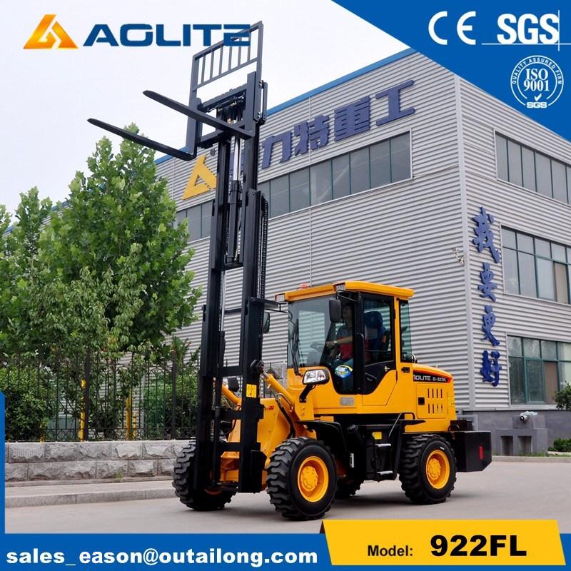 3000kg Rated Load Forklift Front Loader with Ce Certification