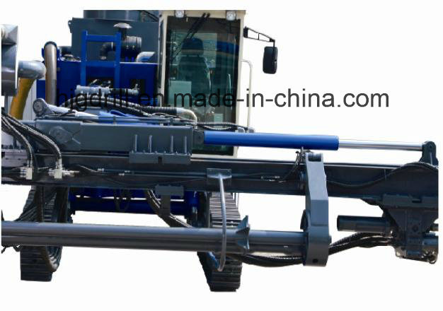 Full Hydraulic Multifunctional Drilling Rig