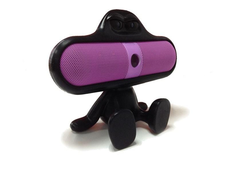 China New Bluetooth Mini Speaker With Unique Design China 2013 New Bluetoot