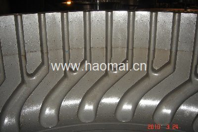 Agricultural Farm Tractor Tire Mold