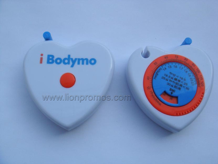 Medical Promotional Gift BMI Tape Measure