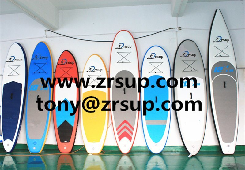 Tourism Portable Good Quality Design Fashion Cheap Hot Sales Waterproof Wholesale Inflatable Sup Paddle Board