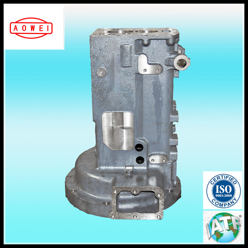 Gearbox Casting/Housing/Hardware/Engine Parts/Shell Casting/Awkt-0001