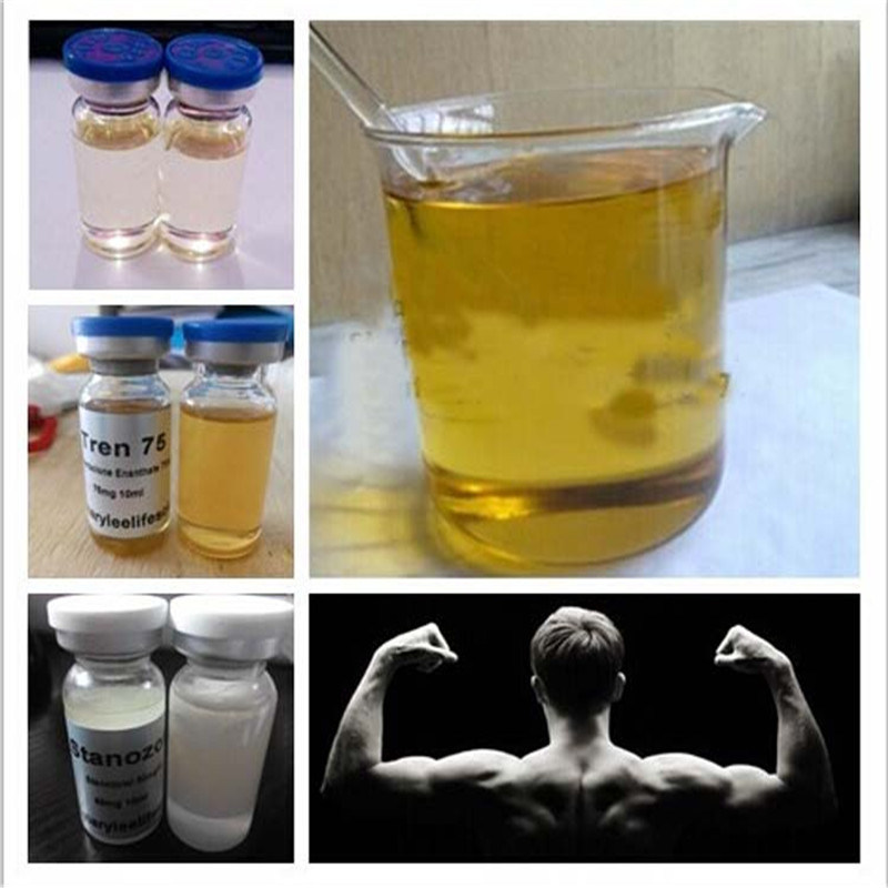 Injectable Steroid Hormone Powder Testosterone Enanthate Oil 250mg/Ml for Fast Bodybuilding