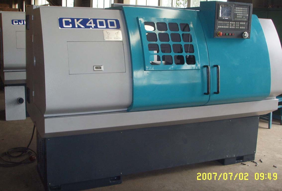 Pipe Thread CNC Lathe, CNC Oil Country Lathe