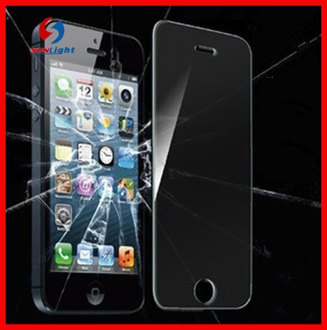 Phone Tempered Screen Protector for iPhone 5/5s/5 Se