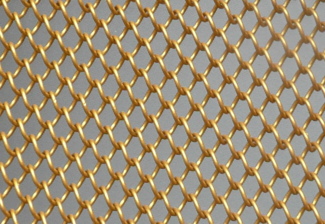 China high quality brass and phosphor bronze wire mesh