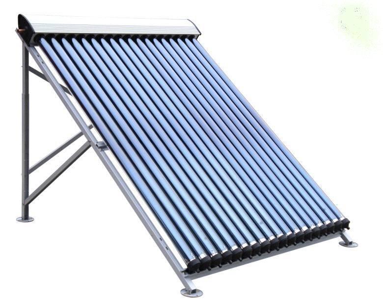 panou solar cu tuburi vidate