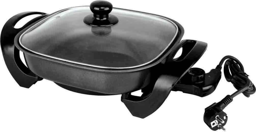 Electric Frying Pan ~ China electric square frying pan