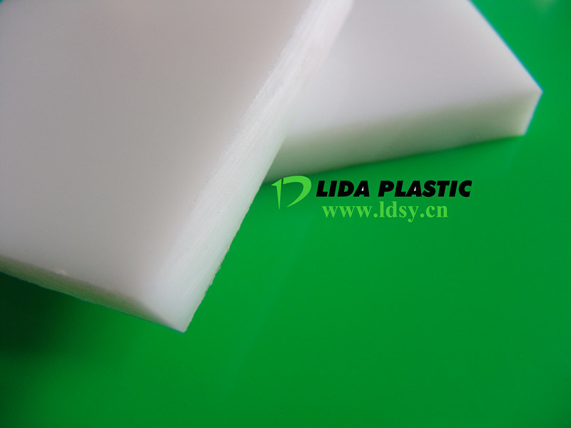 Polyethylene White Sheet