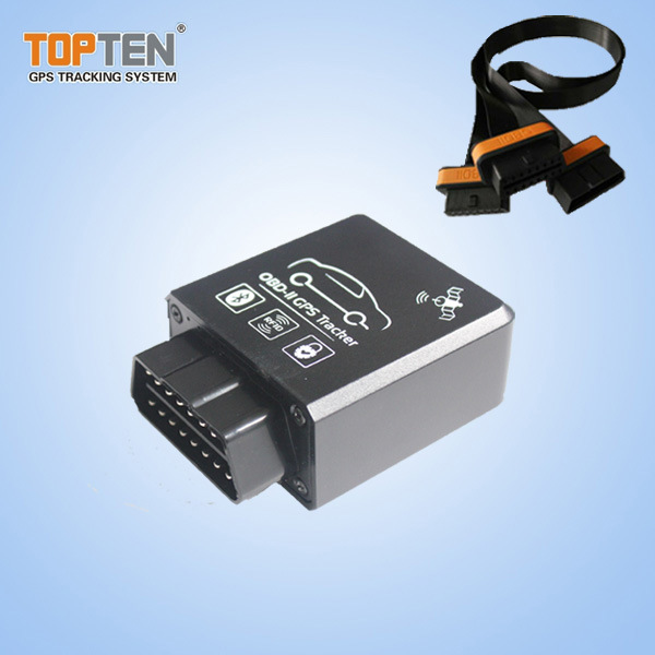 OBD GPS Tracker with Car OBD Diagnostic, Faulty Code (TK228-KW)