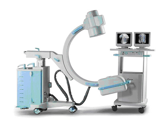 Mobile C-Arm X Ray System
