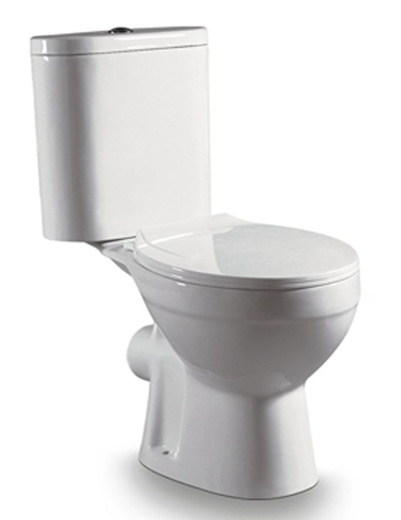 Classic Good Quality Two-PCS Ceramic Toilet (ACT6006)