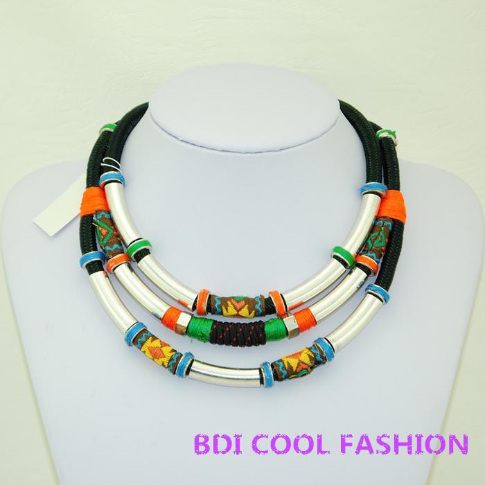 New Choker Fashion Jewelry (Na-1409)