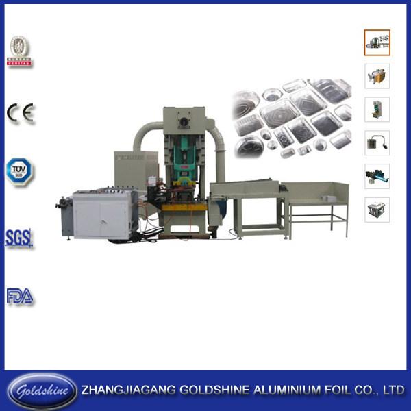 Aluminum Tray Making Machine (80t)
