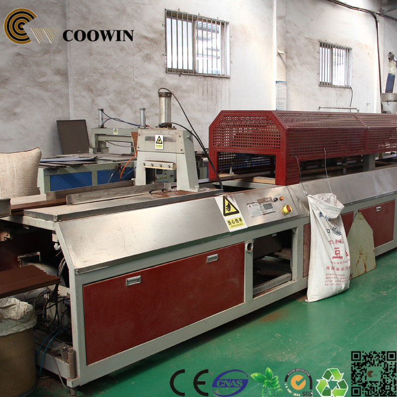 Hot Sale! High Performance WPC Plastic Wood Panel/ Profile Production Line