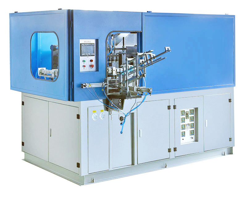 Hand Feed Prefrom Automatic Plastic Blow Molding Machine (YK600-4)