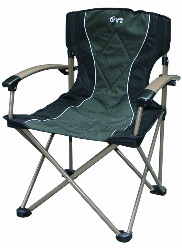 Outdoor Folding Chair Plus Size Aluminum Alloy Chair ...