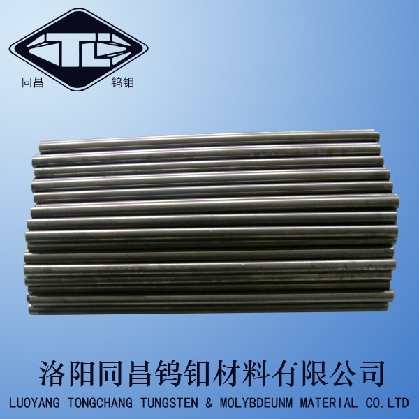 Density 10.2g/cm3 Ground Molybdenum Alloy Tzm Rods