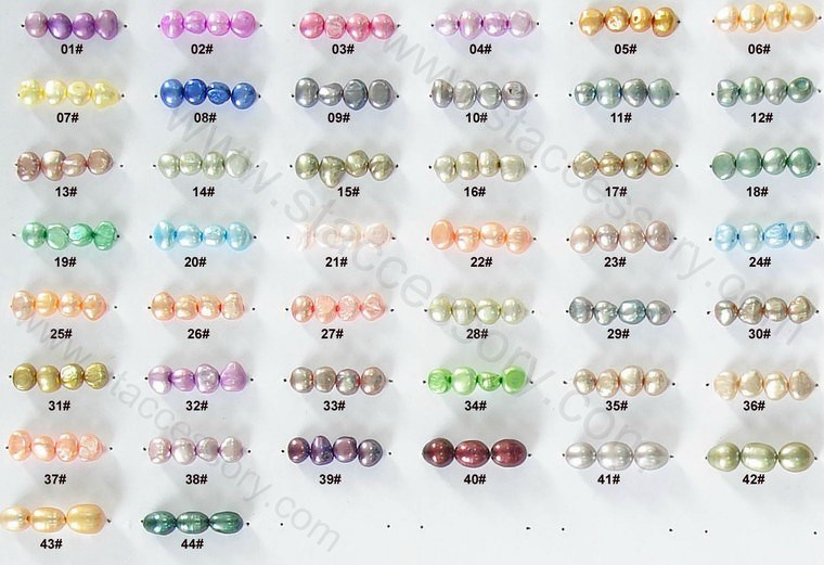 From china manufacturers page 1 - China Fresh Water Pearl Color Sample Photos Amp Pictures