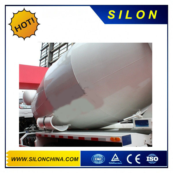 Cimc HOWO Truck Chassis 6X4 6m3 Concrete Mixer Truck (G06ZZ)