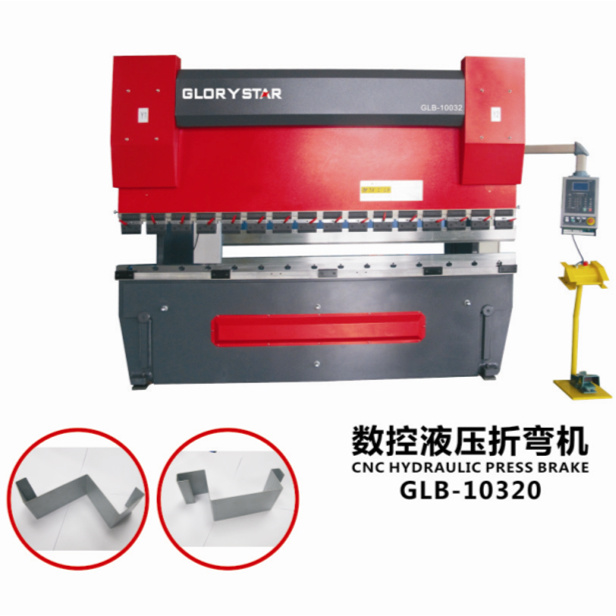 Sheet Metal Press Brake CNC Hydraulic Bending Machinery in Bending Machine