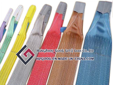 Polyester Flat Webbing Sling with GS (GL20)