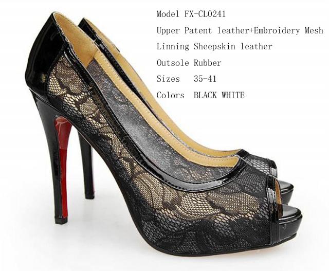 designer women shoes