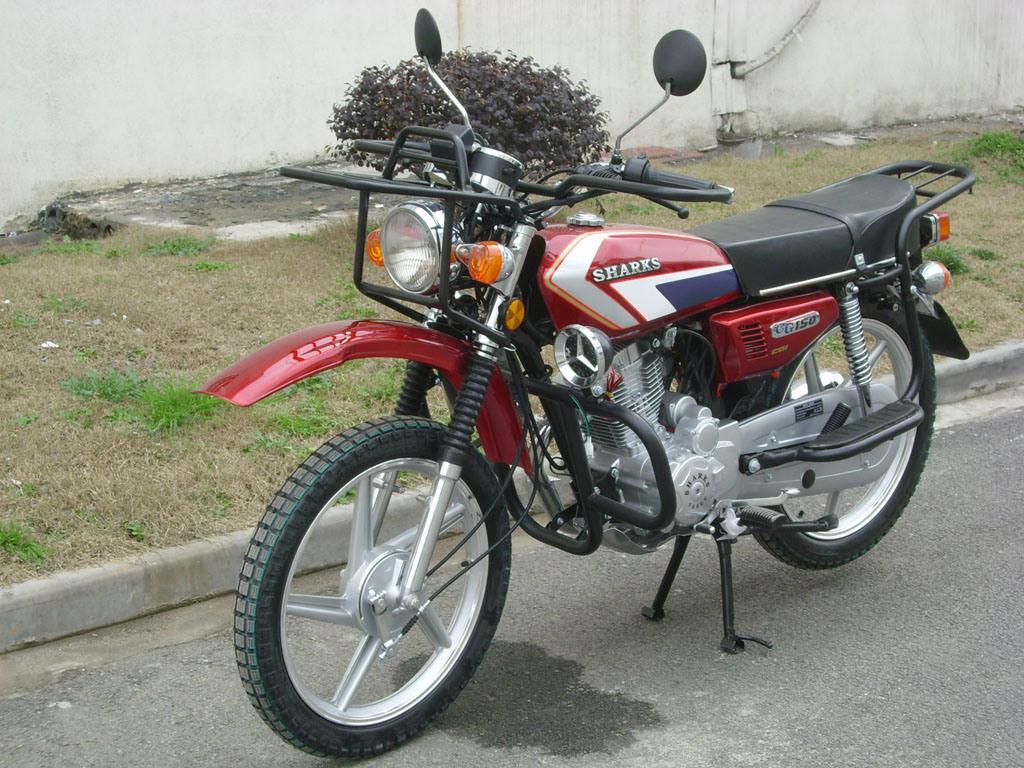 New Upgrade CG 125CC, 150CC, 200CC Motorcycle