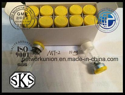 Polypeptide Hormones CAS 121062-08-6 Melanotan 2 (MT-2)