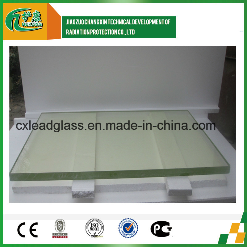 Medical X-ray Shielding Lead Glass From China Manufacture
