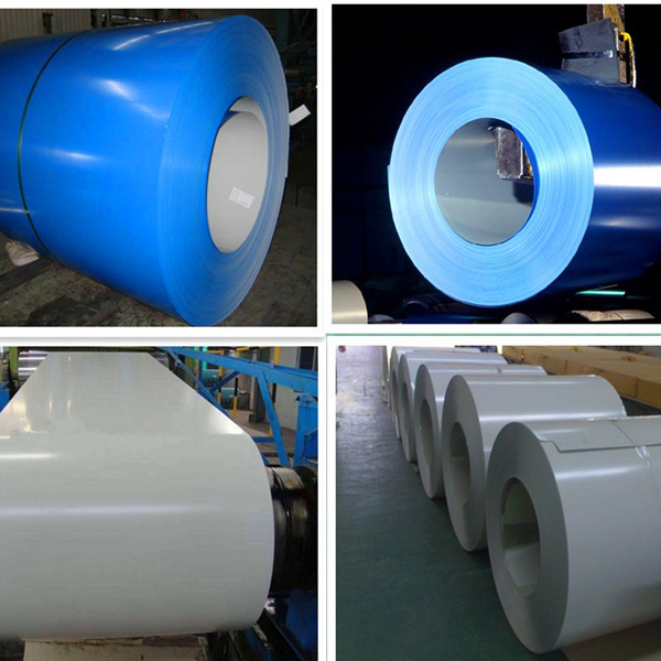 Pre-Painted Color Steel Coil (PPGI/ PPGL)