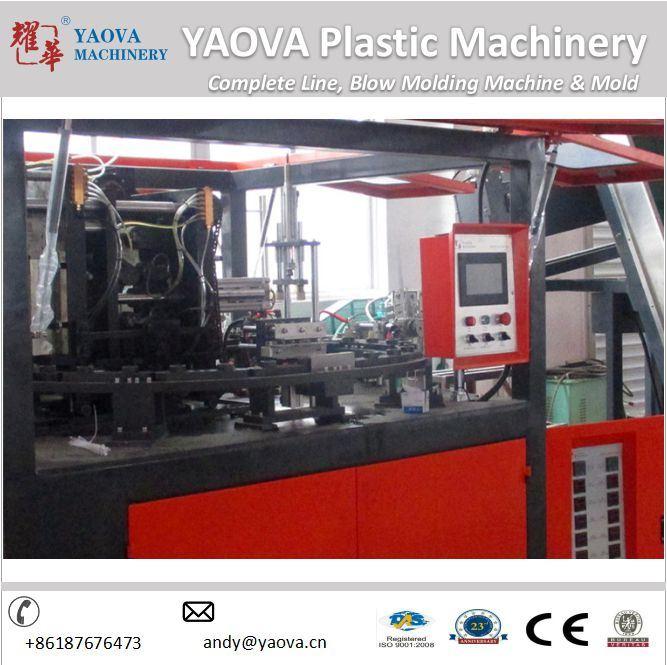Blowing Machinery of 300ml 2 Cavity Pet Stretch Blow Molding Machine