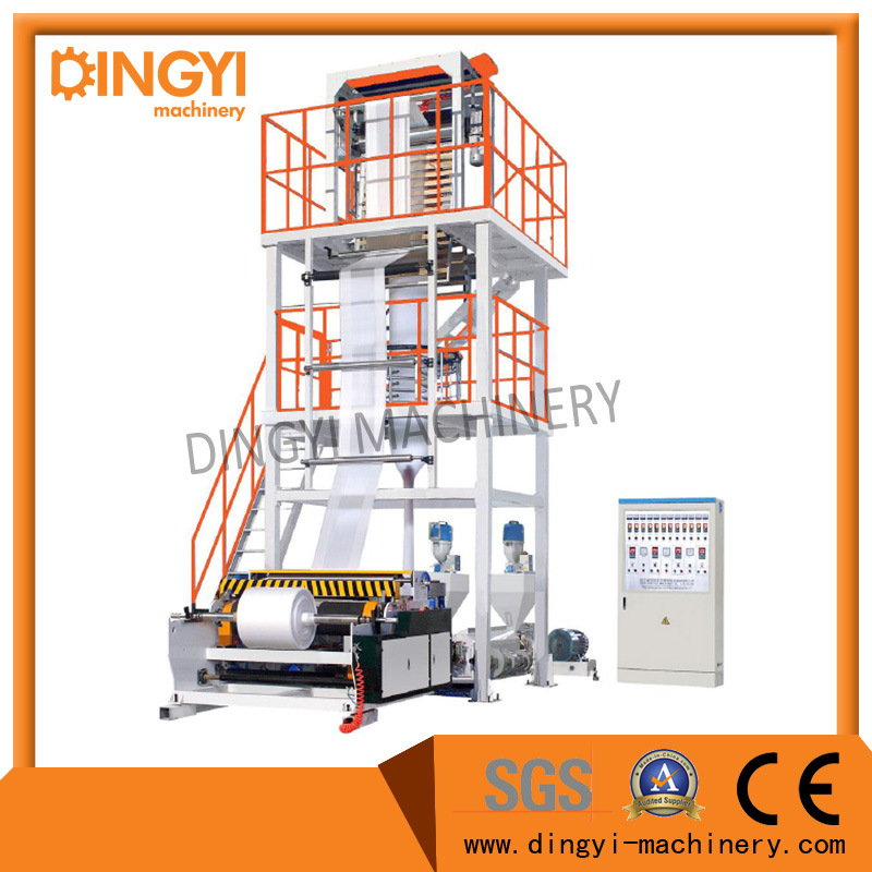 ABA Two Screw Three Layer Film Blowing Machine