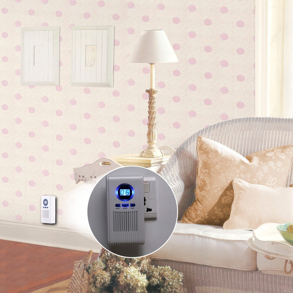 Portable AC 220V 500mg/H Ozone Air Freshener Ozone Air Purifier Ozone Disinfection